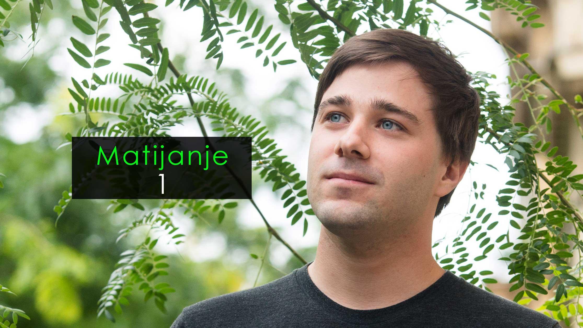 Matijanje1_Cover_Matija_Marohnic