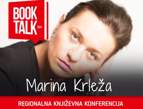 Book Talk 2017.